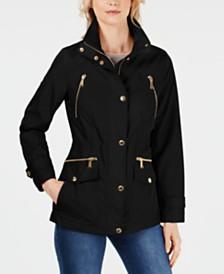 MICHAEL Michael Kors Hooded Anorak Jacket