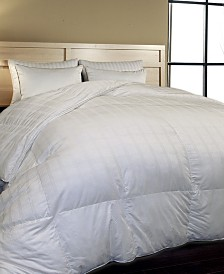 Blue Ridge 500 Thread Count Windowpane Duraloft® Down Alternative Comforter Collection