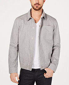 Alfani Men's Karden Denim Shirt Jacket, Created for Macy's