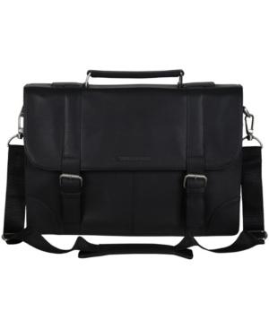 Ben Sherman Karino Leather Flap-over 15