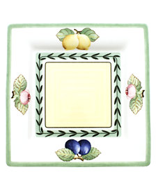 Villeroy & Boch Dinnerware, French Garden Macon Square Bread and Butter Plate