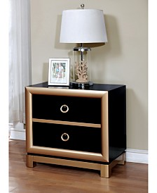 Diamo Contemporary Nightstand