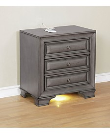 Bradford Transitional Nightstand