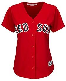 Women's Boston Red Sox Cool Base Jersey