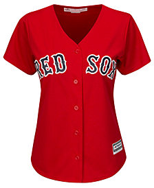 Majestic Women's Boston Red Sox Cool Base Jersey