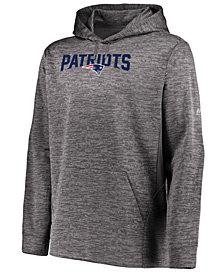 Majestic Men's New England Patriots Ultra Streak Fleece Hood