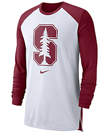 Nike Men's Stanford Cardinal Breathe Shooter Long Sleeve T-Shirt