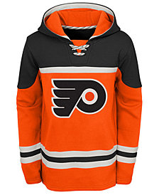 Outerstuff Philadelphia Flyers Asset Hoodie, Big Boys (8-20)