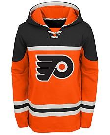 Outerstuff Philadelphia Flyers Asset Hoodie, Big Boys (8-20)