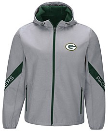 Men's Green Bay Packers Crossover Soft Shell Jacket