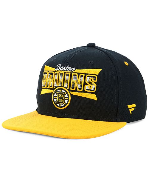 wholesale dealer 610ea 79299 Authentic NHL Headwear Boston Bruins Combo Emblem ...