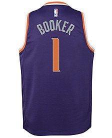 Devin Booker Phoenix Suns Icon Replica Jersey, Little Boys (4-7)