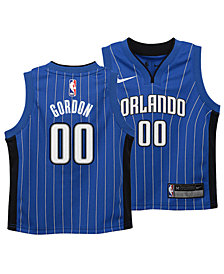 Nike Aaron Gordon Orlando Magic Icon Replica Jersey, Little Boys (4-7)