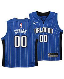 Nike Aaron Gordon Orlando Magic Icon Replica Jersey, Little Boys (4-7)