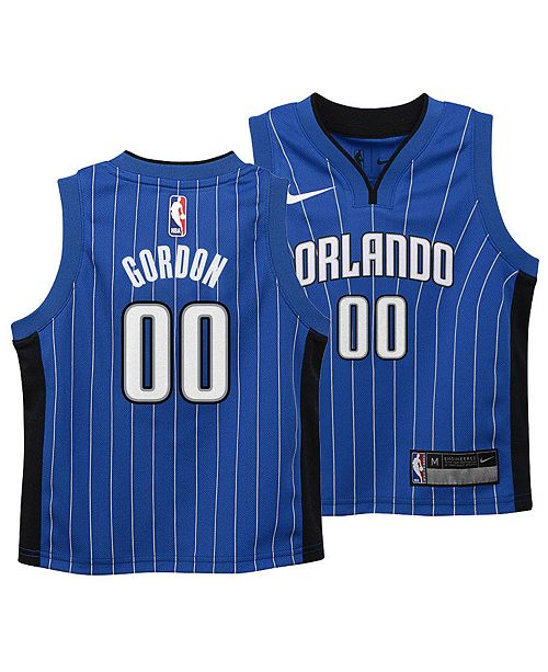 69b2b21b2e7 Nike Aaron Gordon Orlando Magic Icon Replica Jersey