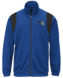 G-III Sports Men's Orlando Magic Clutch Time Track Jacket