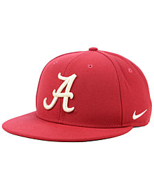Nike Alabama Crimson Tide Rivalry Snapback Cap