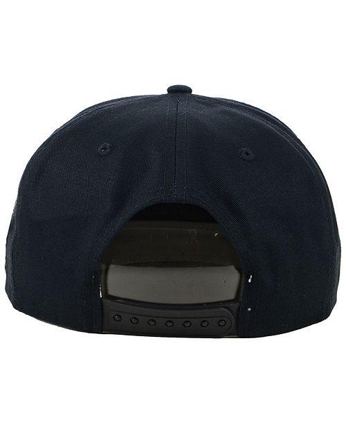 405bf713b25b Nike Clemson Tigers Sport Specialties Black on Black Snapback Cap ...