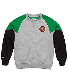 Mitchell & Ness Men's Boston Celtics Trading Block Crew Sweatshirt
