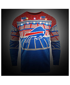 Forever Collectibles Men's Buffalo Bills Bluetooth Sweater