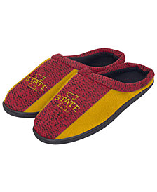 Forever Collectibles Iowa State Cyclones Knit Cup Sole Slippers