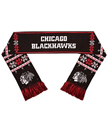 Forever Collectibles Chicago Blackhawks Light Up Scarf