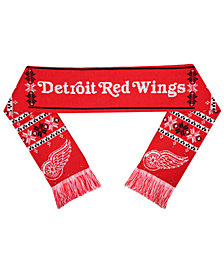Forever Collectibles Detroit Red Wings Light Up Scarf