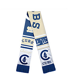 Strideline Chicago Cubs Reversible Retro Scarf