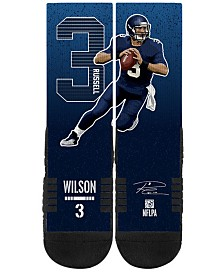 Strideline Russell Wilson Action Crew Socks