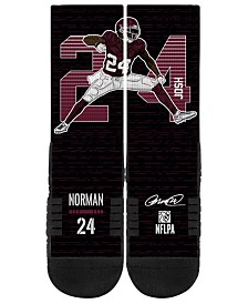 Strideline Josh Norman Action Crew Socks