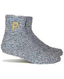PKWY Pittsburgh Pirates Parkway Team Fuzzy Socks