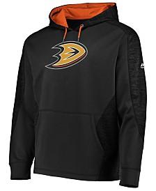 Majestic Men's Anaheim Ducks Armor Streak Hoodie