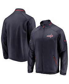 Majestic Men's Washington Capitals Rinkside Authentic Pro Jacket