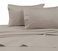 Tribeca Living 750 Thread Count Cotton Sateen Extra Deep Pocket King Sheet Set