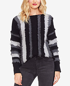 Vince Camuto Long Sleeve Colorblock Sweater