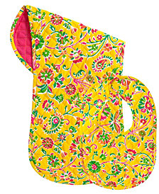 Masala Baby Bib & Burp Set