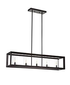 Anna 5-Light LED Pendant