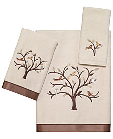 Avanti Friendly Gathering II Bath Towel Collection
