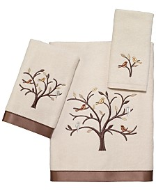 Avanti Friendly Gathering II Bath Towel Collection