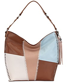 Silverlake Leather Hobo, Created for Macys