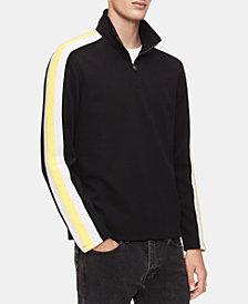 Calvin Klein Men's Striped Sweatshirt