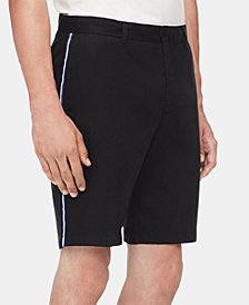 Calvin Klein Men's Contrast Striped Shorts