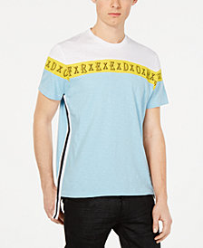 I.N.C. Men's Tri-Color Graphic T-Shirt, Created for Macy's