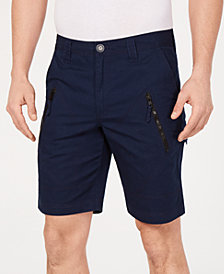 I.N.C. Men's Miles Messenger Shorts, Created for Macy's
