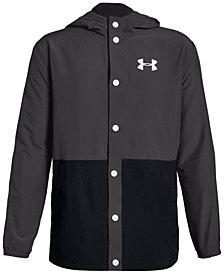 Under Armour Big Boys Phenom Colorblocked Hooded Jacket