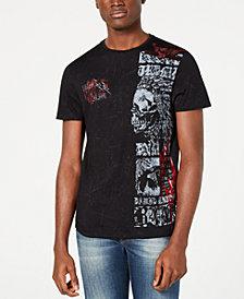 Buffalo David Bitton Men's Tysolz Graphic T-Shirt