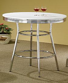 Dominic Retro Bar Table