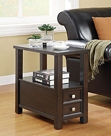 Evan Casual Accent Table