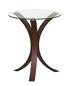 Linda Transitional Accent Table