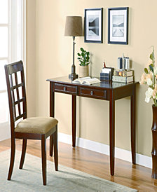 Lloyd Casual 2 Piece Desk Set
